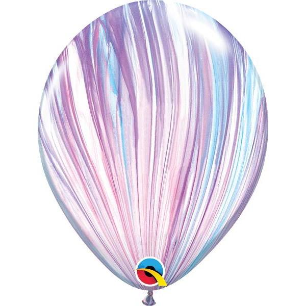Decorator & Themed - Qualatex 11 inch Fashion Superagate Latex Balloon ~ 10pcs