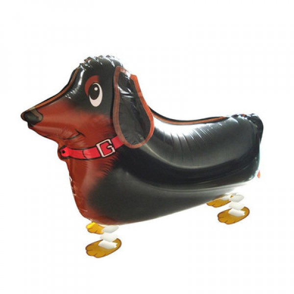 Balloons Pets - Dachshund Dog - Walking Balloon