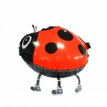 Red Beetle - Walking Balloon