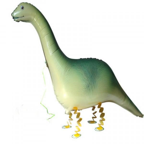 Balloons Pets - Dinosaur Brontosaurus - Walking Balloon