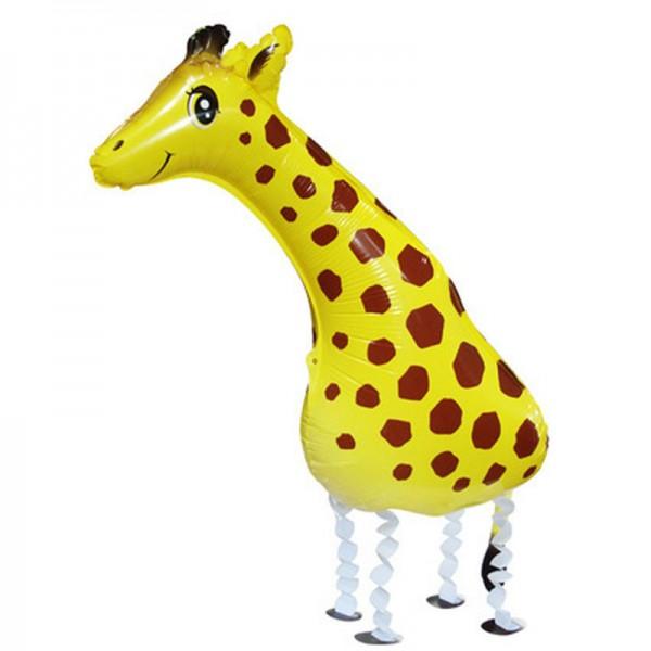Walking Pet Balloon - Giraffe - Walking Balloon
