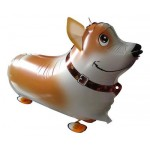 Cute Corgi - Walking Balloon