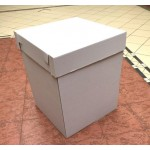 Giant Size White Bubble Box 60x60x50cm ~ 5 units