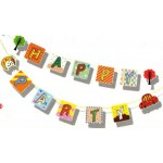 Mytex Happy Party Colorful Banner