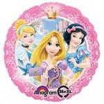 Anagram 18 Inch Princesses Portrait Foil Balloon
