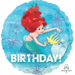 Anagram 18 Inch Ariel Dream Big Happy Birthday
