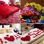 Artificial Flowers Petals for Romantic Events ~ 4 colors