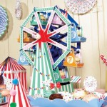Ferris Wheel Cake Stand Centerpiece