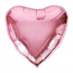 Mytex 24 inch Heart Shape Pearl Pink Balloon ~ 5pcs