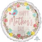 Anagram 18 Inch Happy Mother Day Pretty Bird