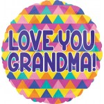 Anagram 18 Inch Grandma Triangle Pattern