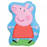 Qualatex 35 inch Peppa Pig SuperShape Foil Balloon