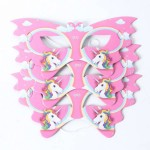 Birthday Party Kids Unicorn Pony Eye mask ~ 10pcs