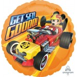 Anagram 17 Inch Mickey Mouse Roadster Get Ready Go