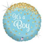 Betallic 18 Inch Glittering It is A Boy