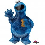 Anagram 35 Inch SuperShape Sesame Street Cookie Monster 2