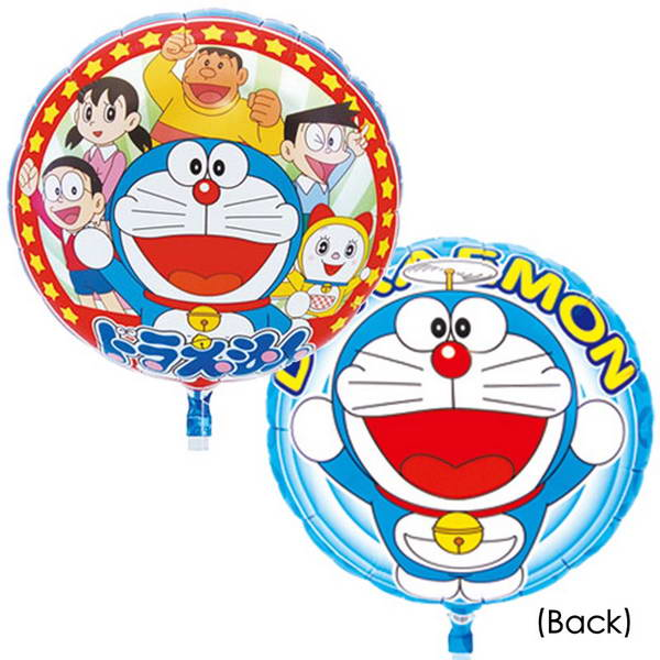 Character Balloons - S.A.G. 18 Inch Doraemon Magic Fly Foil Balloon ~ From Japan
