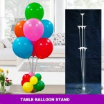 Mytex 38 Inch Balloon Table Stand ~ 7 Sticks