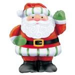 Mytex 36 Inch Christmas Santa Foil Balloon ~ 2pcs