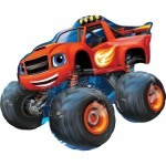 Anagram 34 Inch Blaze and the Monster Machines Balloon