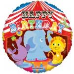 Conver USA 18 Inch Birthday Circus Balloon