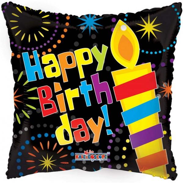Birthday Balloons - Conver USA 18 Inch Birthday Big Candle