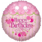 Conver USA 18 Inch Happy Birthday Border