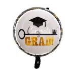 Mytex 17 Inch Congrats Grad With Key ~ 2pcs