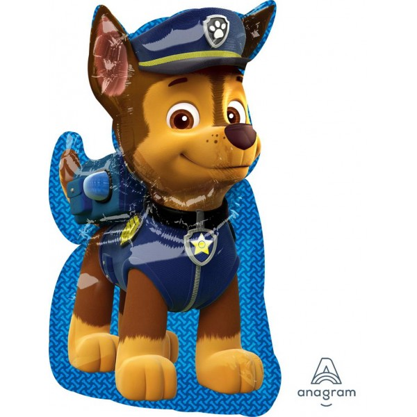 Animals Balloons - Anagram 31 Inch Paw Patrol Chase Supershape Balloon