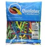 Qualatex 350Q Mixed Colors ~ 100pcs