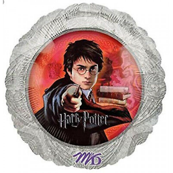 Movies, TV And Cartoon Characters - Anagram 18 Inch Harry Porter Portrait Foil Balloons