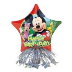 Anagram 14 Inch Mickey Mouse Birthday Centerpiece