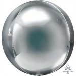 Anagram 21 Inch Jumbo Orbz Silver