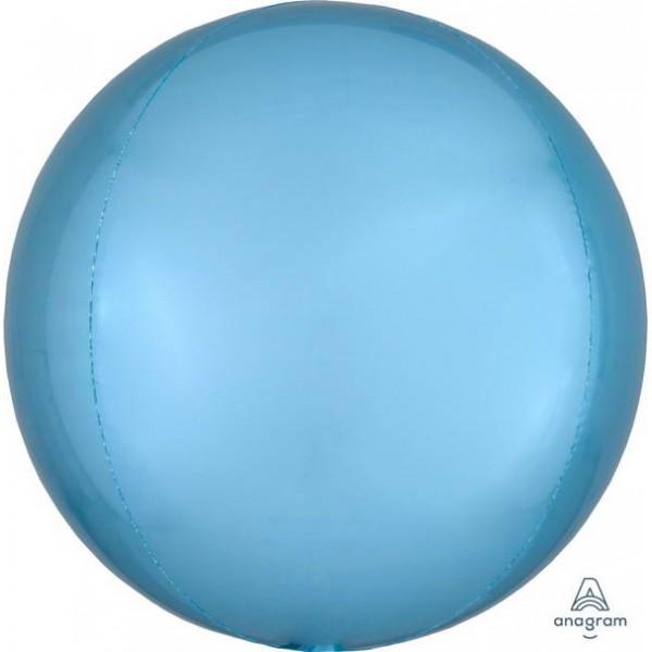 ORBZ Foil - Anagram 21 Inch Jumbo Orbz Pastel Blue