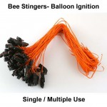 Bee Stingers - Remote Balloon Exploring Ignition