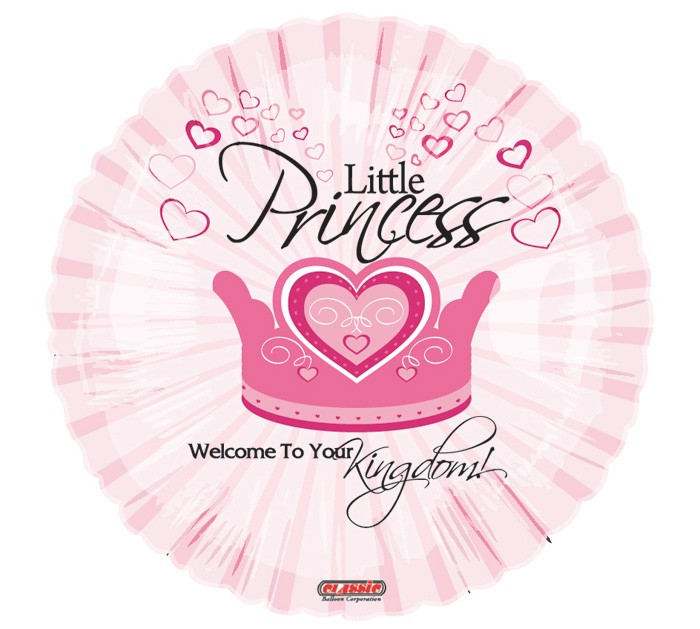 Cti 17 Inch Welcome Little Princess From Category